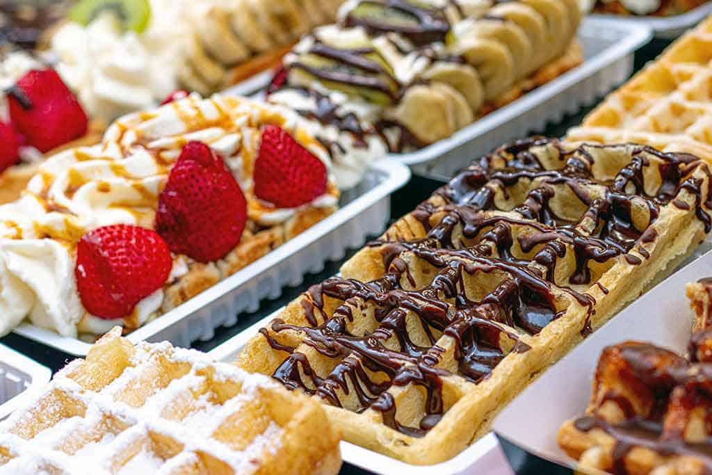 Brussels-waffles