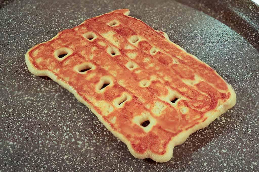 Criss-cross-pancake-waffle