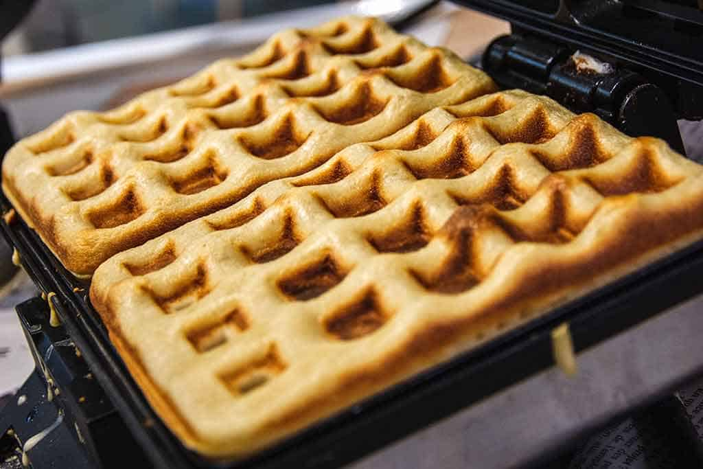Why-are-my-waffles-falling-apart